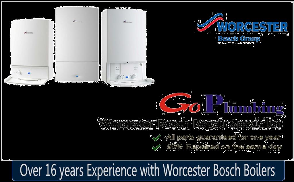 Worcester Bosch Birmingham Boiler Repair
