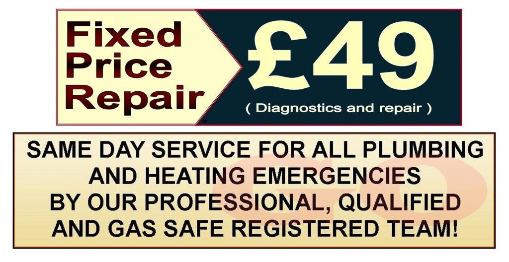 fixed price £49 .03
